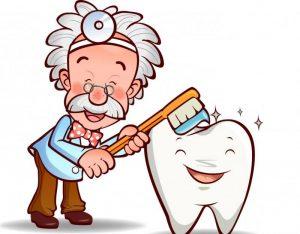 Заботьтесь о своих зубах