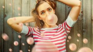 Жевательная резинка и стресс