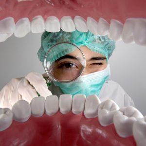 Определение гигиенического состояния полости рта