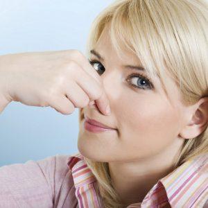 Резко появился неприятный запах изо рта