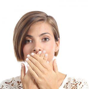 Что делать если идёт сильный запах изо рта
