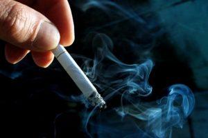 Сигареты и запах изо рта